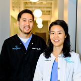 Dr. Ryu and Dr. Kim