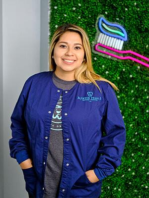 Karla dental assistant